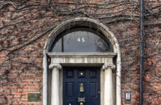 This Instagram account collects gorgeous photos of Dublin's most beautiful doorways