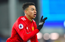Martial and Lingard strike to end Man United's winless run