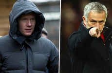 Mourinho blasts Paul Scholes for Pogba criticism