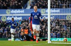 Big Sam hails fit-again James McCarthy as Everton's 'shining light' in United loss