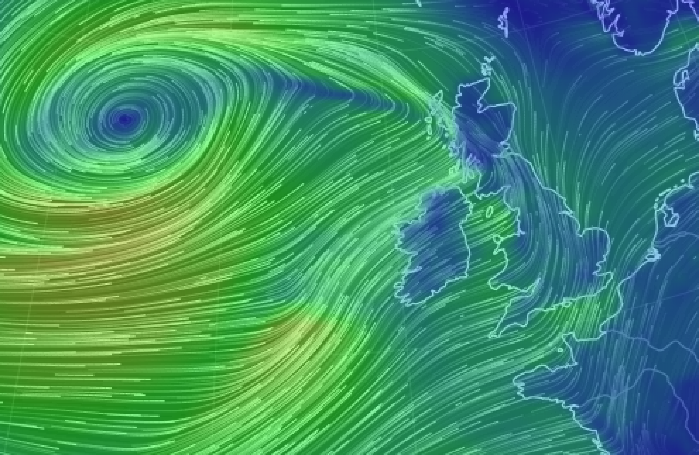 Storm Eleanor batters UK with 100mph winds, cause travel chaos