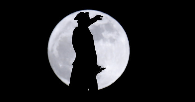 Pics: Here's how the first supermoon of the year looked around the world last night