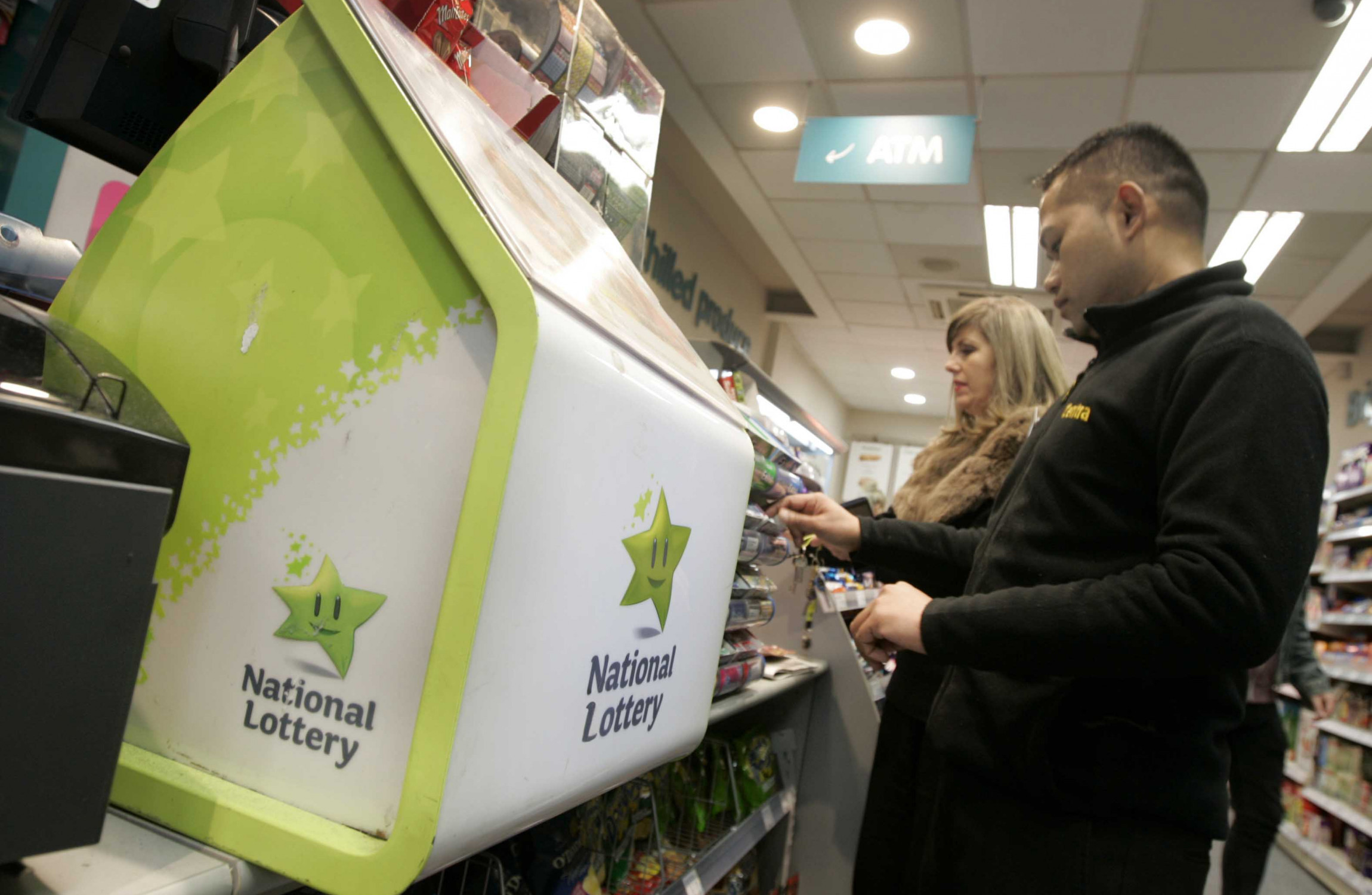 €39m Euromillions victor  has made contact with National Lottery
