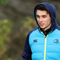 Carbery returns to Leinster training and O'Brien targets Champions Cup comeback