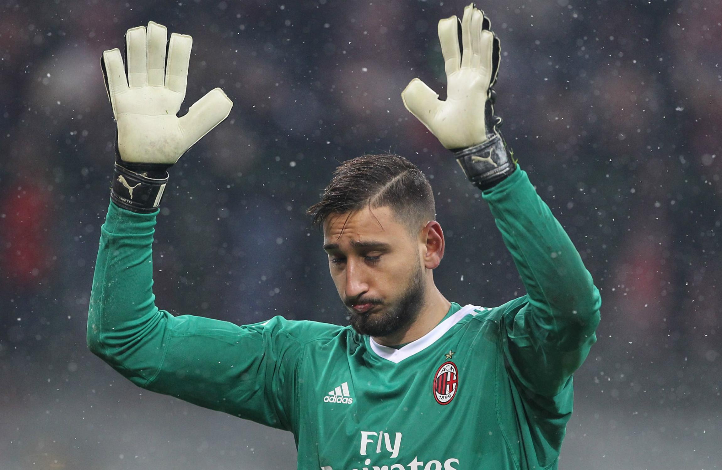 Buffon: 'Gigio, Juventus is never wrong'