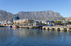 Two die abseiling on Cape Town's iconic Table Mountain