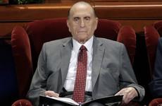 Thomas Monson, head of the Mormon church, dies aged 90