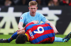 Cruciate injuries rule Palace duo Dann and Puncheon out for the season