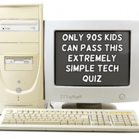 Only 90s Kids Can Pass This Extremely Simple Quiz