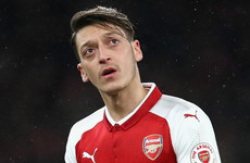 Ozil yet to make decision on future as Arsenal finally start contract talks