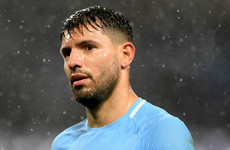 Aguero: 'I would prefer to win the Champions League over the league'