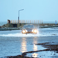 Risk of flooding overnight as another weather warning set to come into effect at 3am