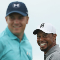 Jordan Spieth: 'The major question is what's it going to be like with Tiger back'