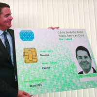 Government spent over �200k promoting the Public Services Card