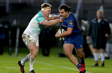 Analysis: Exciting James Lowe bringing a smile to Leinster faces