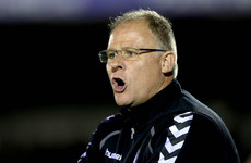 Limerick boss departs after eight months to take assistant role in League One