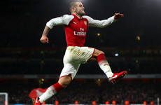 Arsene Wenger backs Jack Wilshere to earn England recall
