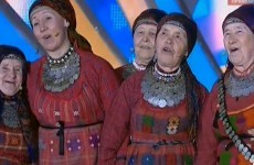 Watch: The Russian grannies that will sing at the Eurovision song contest