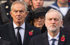 Tony Blair has had a huge go at Jeremy Corbyn's position on Brexit