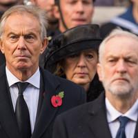 Tony Blair has had a huge go at Jeremy Corbyn's position on Brexit