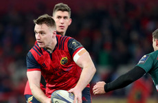 Scannell and Munster determined to deliver more than half measures in final winter inter-pro