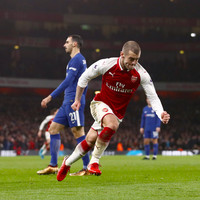 New year, new me: Wilshere credits radical change in diet for improved performances