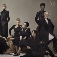 Vogue UK has labelled seven British women 'the new suffragettes' of 2018