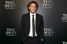 Remember Diego Forlan? He's still going strong at 38 and has just completed a move to Hong Kong