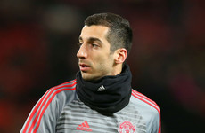 Inter rule out move for out-of-favour Man United man Mkhitaryan