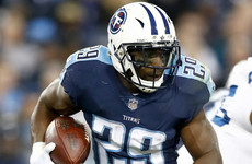 Running back DeMarco Murray ruled out of Titans' first playoff game in 10 years