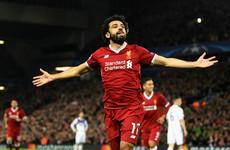 Mohamed Salah wins African Footballer of the Year