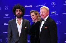 Boris Becker's son to press charges over MP's 'racist' tweet
