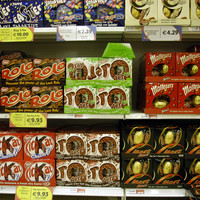 Why are Easter eggs already on sale in Irish stores?