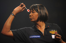'The Heart of Darts' with an elusive world title in her sights once again at Lakeside