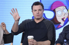 Seth MacFarlane has no idea who pitched *that* Kevin Spacey joke on Family Guy a decade ago