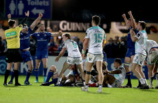 Leinster's 'brothers' look to dig in for each other without the ball