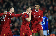 As it happened: Liverpool v Everton, FA Cup
