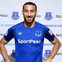 Everton announce signing of £25million Besiktas striker during Merseyside derby