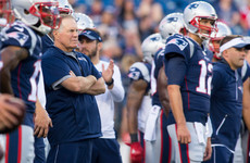 The Patriots' civil war, Right-Wing Ronaldinho and the best of the week's sportswriting