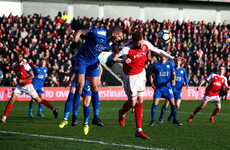 Kildare native captains Fleetwood Town to FA Cup draw with Leicester City