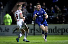Larmour-led Leinster finish inter-pro series in style by downing sorry Ulster