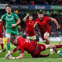As it happened: Munster v Connacht, Pro14