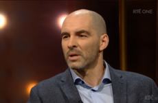 Former footballer Richie Sadlier is winning praise for talking about consent classes on The Ray D'Arcy Show