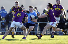 Here's the draw for the O'Byrne Cup semis after Dublin's early exit