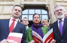 Nominations for a new Sinn Féin leader open today