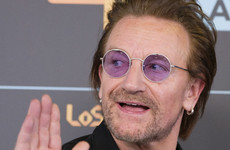 Bono has urged men around the world to help reduce gender inequality... it's The Dredge
