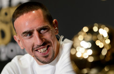 Franck Ribery on Ballon d'Or: 'It was as if it was stolen from me'