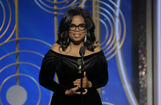 NBC apologises after it sends tweet calling Oprah 'OUR future president'