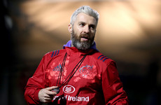 Further off-field disruption for Munster as another coach set for South Africa move