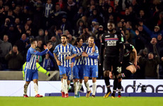 Super-sub Murray bundles home late winner as Brighton progress in all-Premier League FA Cup tie